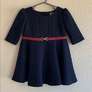 Janie & Jack 3/4 sleeve dress